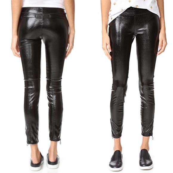 f2f74fa41e6429 Blank NYC Pants | Patent Pull On Leggings | Poshmark